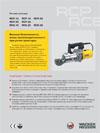 Резчики арматуры  RCP-12 RCP-16 RCP-20  RCP-25 RCP-32  RCE-16 RCE-20 RCE-25