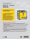 Электронные преобразователи частоты FUE-M/S 75A FUE-M/S 85A  FUE-M/S 150A  FUE-M/S 225A